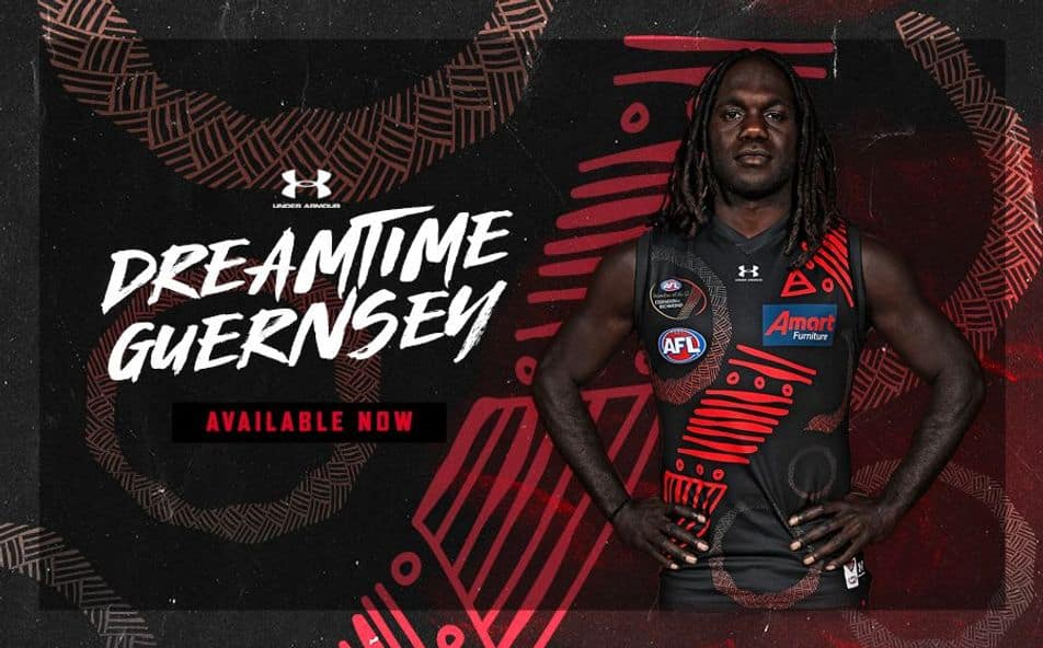 2020 Dreamtime Guernsey Available Now